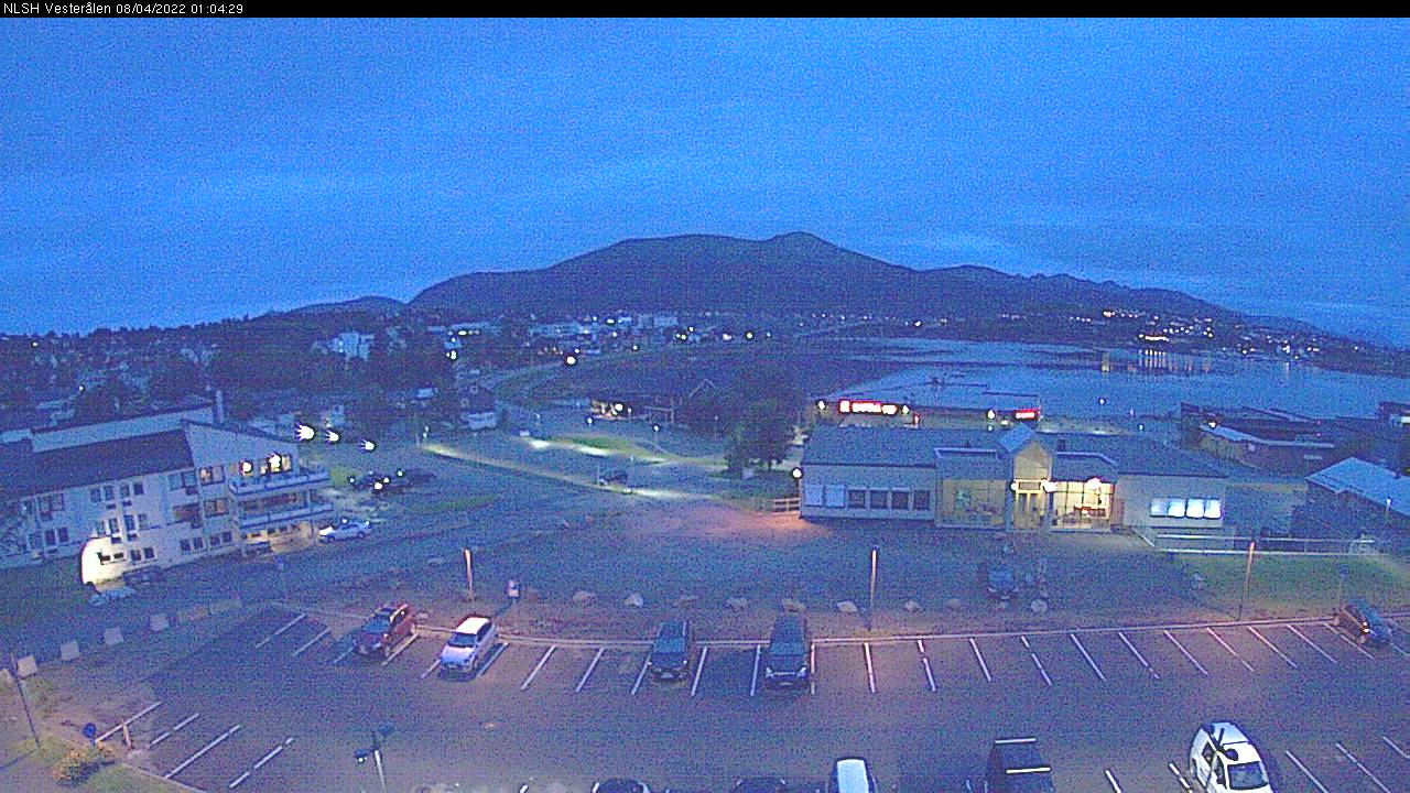 Webcam: Stokmarknes, Norvegia